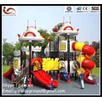 China Outdoor playground equipment on sale