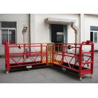 Best Customized 90 degree Suspended Working Platform for the Chimney Wall Painting wholesale