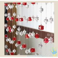 Best CU172 Crystal Beautiful Gifts Curtain For The Blind wholesale