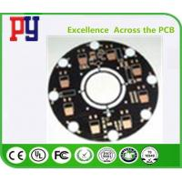Best 1.2MM Thickness LED PCB Board , Rigid Printed Circuit Boards Immersion Gold Fr4 wholesale