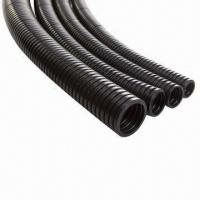 Best Polyethylene/PE threading flexible pipe/hose conduits, customized colors are accepted wholesale