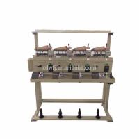 China High Speed Soft Winding Machine Custom Dimension With Oil Wax Device on sale
