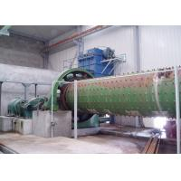 Best High Efficiency AAC Dry / Wet Grinding Ball Mill Machine For Lime Powder wholesale