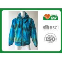 Best Outdoor Waterproof Windproof Softshell Jacket With Hood 100% Nylon Material wholesale