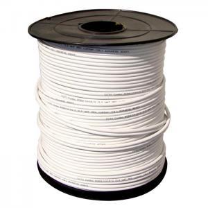 China 3C-2V+2C Siamese JIS CCTV Siamese Coax Cable 0.5 BC Conductor 0.39*7 CCA DC Wire on sale