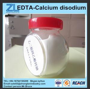 China calcium disodium edta white powder on sale