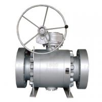 China 150lb Forged Trunnion Ball Valve on sale