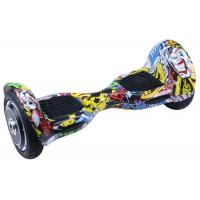 Best Portable Red Electric Self Balancing Unicycle Skateboard With 2 Wheels wholesale