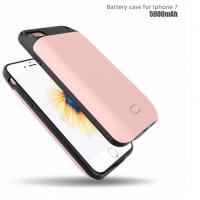 2017 External Backup Battery Charger Case for iPhone 7 Slim battery Power Bank
