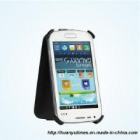 China Leather Mobile Phone Case for S3 Mini on sale