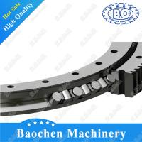 Best 9O-1B20-0223-0447 single row ball slewing bearing without gear made in china wholesale