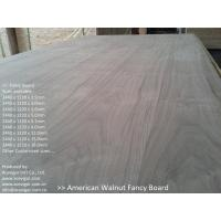 Best American Walnut Fancy Plywood 1220 x 2440mm wholesale