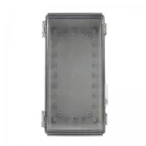 Best IP65 Hinged Plastic Electrical Enclosures Watertight Easy Open wholesale