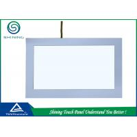 Best 10.1 Inch 4 Wire Resistive Touch Screen 4 Layers >75% Transmittance wholesale