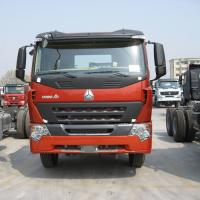 Best ST16 420hp Tractor Truck Head Prime Mover Truck With 400L Fuel Tank Capacity wholesale