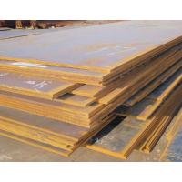 China SS400 Hot Rolled Steel Sheet / Carbon Steel Plate With Mill Edge Width 1500 - 2200mm on sale