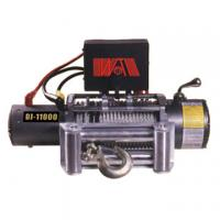 Best 9500LBS 12V or 24V electric winches, wire rope pulling winch wholesale