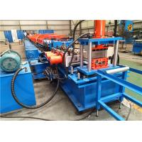 Best 4 Mm Thickness Purlin Rolling Machine Servo Motor Punching High Performance wholesale