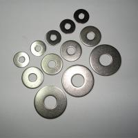Best Spring Standard Steel Flat Washers M14 Carbon Steel For Bolts And Nuts wholesale