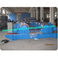 China 5 Ton - 650 Ton Conventional Pipe Welding Rotator For Tank and Vessel on sale