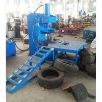 China Automatic Waste Tyre Recycling Machine For Steel Wire Tire , 2 - 120Mesh on sale