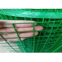China Pvc Powder Coating 1000m/H Welded Wire Fence Machine on sale