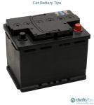 Best Durable Maintenance Free Car Battery Cells , Sealed Maintenance Free Battery N100 100Ah wholesale