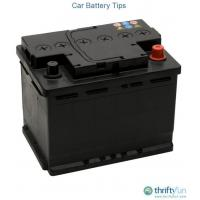 China Durable Maintenance Free Car Battery Cells , Sealed Maintenance Free Battery N100 100Ah on sale