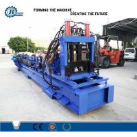 Best Post Cutting Automatic System C Shape Channel C Purlin Roll Forming Machine wholesale