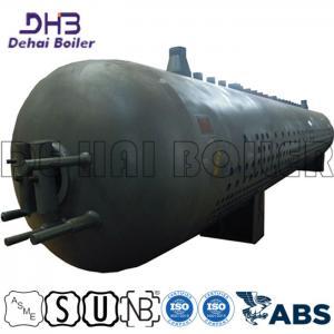 China Naturally Circulated Boiler Steam Drum Medium High Pressure Horizontal on sale