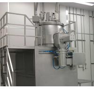 China High Shear Rapid Mixer Granulator Machine Compact Design For Pharmaceuticals/High Shear Mixer on sale
