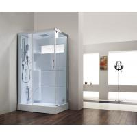China Monalisa M-8276 indoor steam shower room multi-functional steam room with shower Western style combined shower room on sale