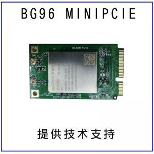 China Data Version 4g Wifi Module QUECTEL BG96 Cat M1/NB1 EGPRS Type BG96 Minipcie on sale