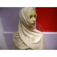 Best Embroidered Hijab Silk Scarf (HP-C2635) wholesale