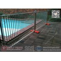 Best Australia Temporary Pool Fencing 1.35m high   China Temporary Pool Fence Exporter wholesale