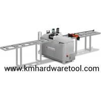 Buy cheap Free Shipping KM-363D Thermal-Break Profile 45 Cutting Machine from wholesalers