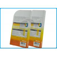 Buy cheap Original Microsoft Office Retail Box , Microsoft Office 2013 Versions COA Stickers from wholesalers