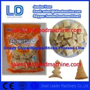 Best China Manufacturer Crispy chips processing equipment,salad/bugles processing Equipment wholesale