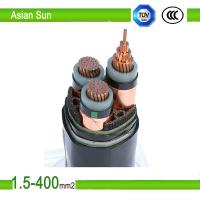 0.6/1KV XLPE Insulated PVC Sheath 3*2.5mm2 Electrical Power Cable