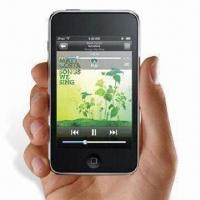 Best 8GB MP4 Media Player with 2.8-inch LCD TFT Touchscreen, Supports SD Card Up To 8GB wholesale