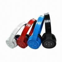 China Noise Canceling Bluetooth Wireless Stereo Headset with 10m Range on sale