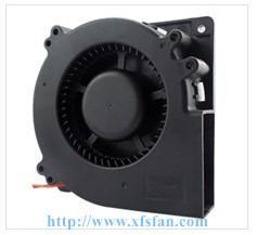 120*120*32mm 12V/24V DC Blower DC Black Plastic Brushless Cooling Fan Blower12032