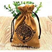 Best Black Velveteen Sack Pouch Bags for Jewelry, Gifts, Event Supplies,cell phones, small electronics or used at pencils pou wholesale