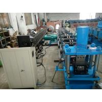 Best Galvanized Steel C Z U Channel Purlin Roll Forming Machine for Building Material Machinery wholesale