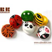 China Kids toys children teaching wooden percussion instrument hand clap castanets toy on sale