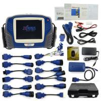 Best Original XTOOL PS2 Professional Automobile PS2 Heavy Duty Truck Diagnostic Tool Update Online No Need To Connect With PC wholesale