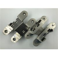 Ultra Quiet Chrome Piano Hinge , SOSS 208 Hinge Wear Resistant
