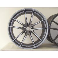 Best BA37 22 Inch Aftermarket Wheels Custom Monoblock Forged Rims for Land Rover Gun Metal Painted wholesale