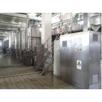 Buy cheap Automatic  Fresh Condensed Milk Processing Line With Vacuum Package product