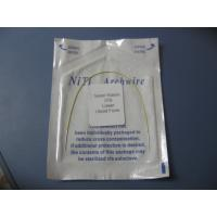 Cheap dental orthodontic coated colorizedr niti archwire for sale